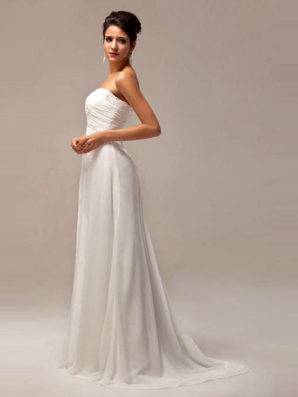 04b45e5010 pánt nélküli menyasszonyi ruha webshop ár: 59.900 Ft