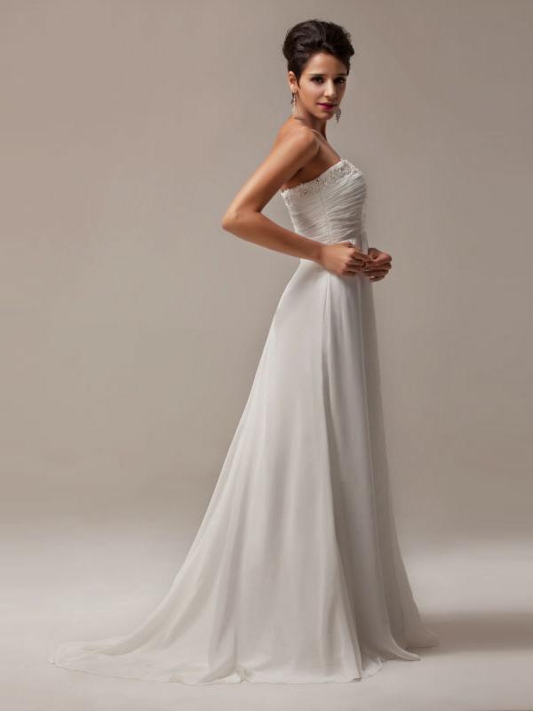 2836cde451 pánt nélküli menyasszonyi ruha webshop ár: 59.900 Ft
